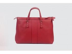 ORATOR - In Natural Milled Leather - Maroom- GU03-34