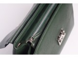 TRANSFORMERS - In Natural Milled Leather  - Green- GQ88-60