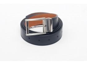 HUNTER - Dây thắt lưng nam da thật mặt khóa Inox - FQBE353 + GX15