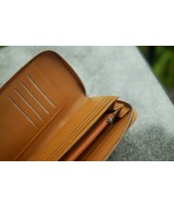 LEWA  - In Natural Milled Leather - Brown