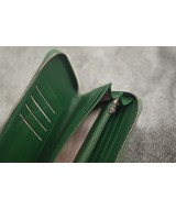 LEWA  - In Natural Milled Leather - Green
