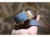 TITAN -Dây thắt lưng nam da thật khóa tự động - YP01-201